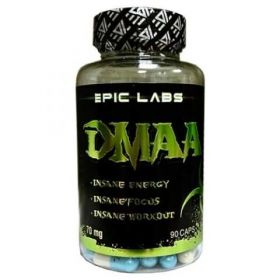 DMAA-1,3-диметиламиламин (экстракт герани) 90 порций