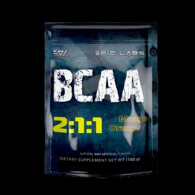 BCAA  2:1:1 100 г