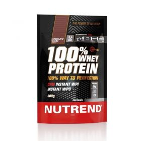 Сывороточный протеин Nutrend 100% Whey Protein, 500гр