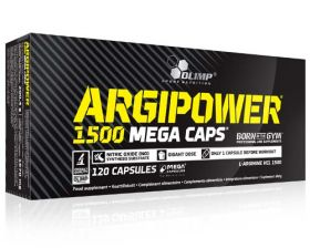 Argi Power Mega Caps 120 капсул