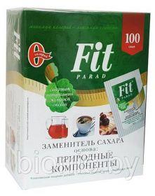 Заменитель сахара фитпарад №10, саше 100 шт*0,5г