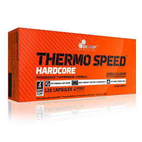 Thermo Speed Hardcore Mega Caps 120 капсул