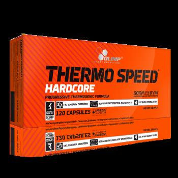 Thermo Speed Hardcore Mega Caps 120 капсул