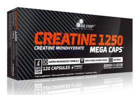 Creatine Mega Caps 120 капсул