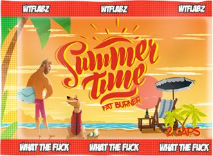 WTF Labz Summer Time 2 капс