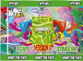 WTF Labz Rastafari V3 2 капс