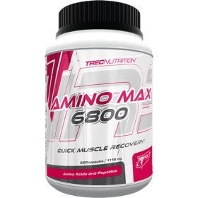 Amino Max 6800 от Trec Nutrition ( 160 caps)