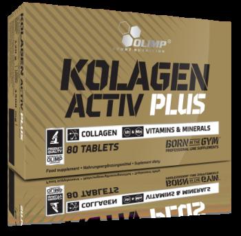 Kolagen Activ Plus 80 таблеток