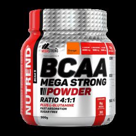 BCAA  Nutrend Mega Strong Powder 300 г