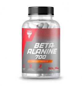 Beta-Alanine 700 90 капсул