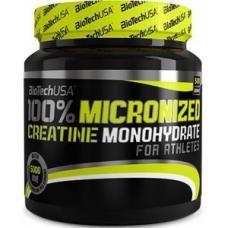 Креатин моногидрад 100%, Biotech USA