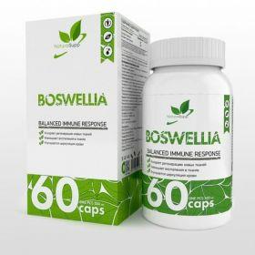 Босвеллия (Boswellia) NaturalSupp, 60 капсул