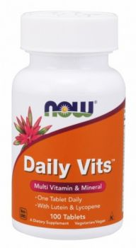 NOW Daily Vits 30 tablets