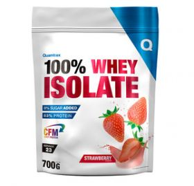 Изолят протеина Quamtrax Nutrition Direct Whey Protein Isolate 700g