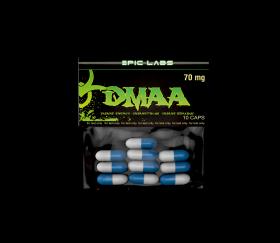 DMAA экстракт герани (10 капсул, 70мг/1капс.)