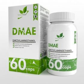 ДМАЕ (DMAE) NaturalSupp, 60 капсул, 250 мг