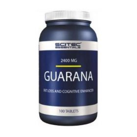 SCITEC NUTRITION GUARANA, 100 ТАБ.
