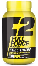 FULL BURN F2 FULL FORCE NUTRITION (90 КАП)