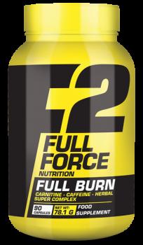 FULL BURN F2 FULL FORCE NUTRITION (90 КАП)