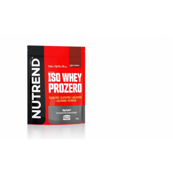 Изолят Iso Whey Pro Zero (500 г) Nutrend