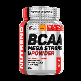 BCAA  Nutrend Mega Strong Powder 500 г