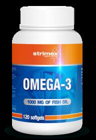 STRIMEX OMEGA 3, 120 КАПС