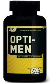 Витамины для мужчин Opti-Men 90 таблеток