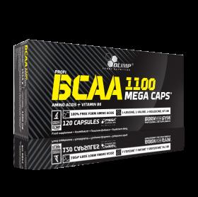 BCAA Mega Caps 120 капсул