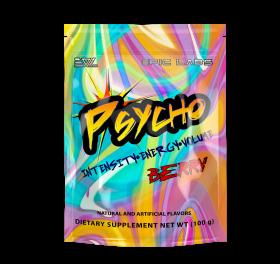 Предтреник (энергетик) Psycho от Epic Labs 100г
