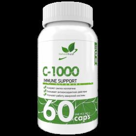 Витамин C 1000 от NaturalSupp, 60 капсу