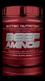 SCITEC NUTRITION BEEF AMINOS, 200 ТАБ