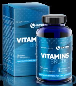 Brutal Vitamins 90т