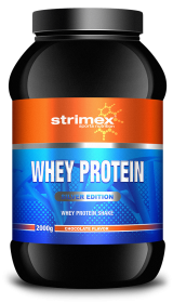 WHEY PROTEIN SILVER EDITION 2000G