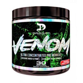 Предтренировочный комплекс Dragon Pharma VENOM